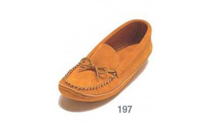 Moccasin for man #197