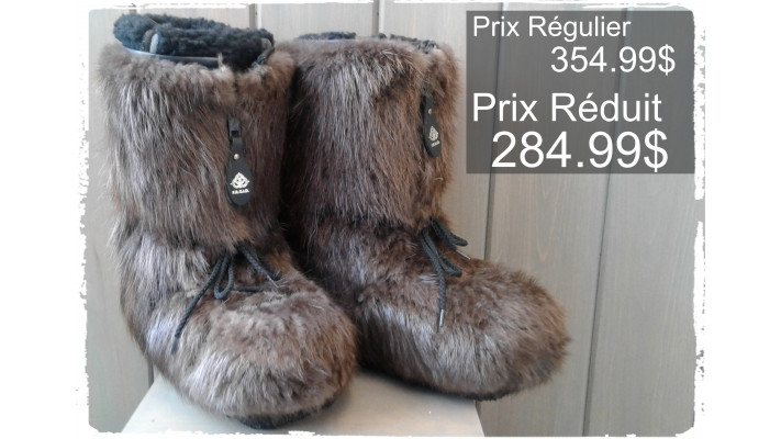 Winter Boots in Cow (Child)